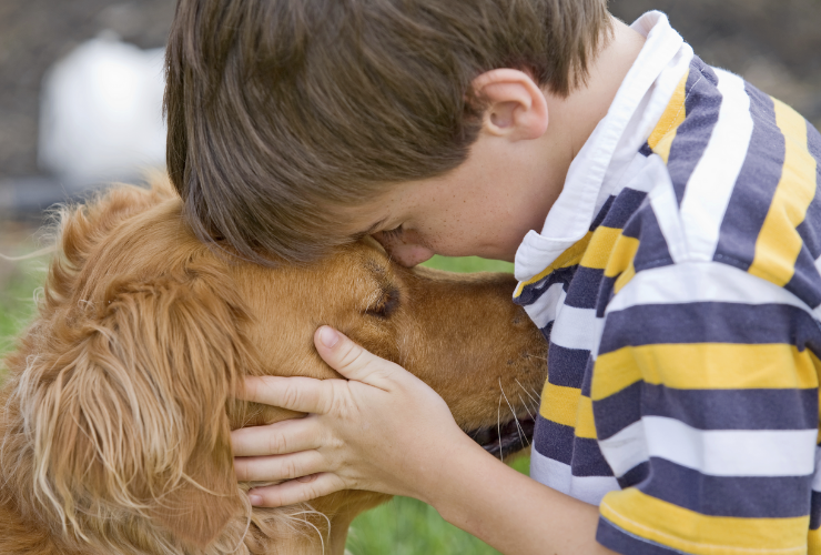 How Pets Can Benefit Children with Autism