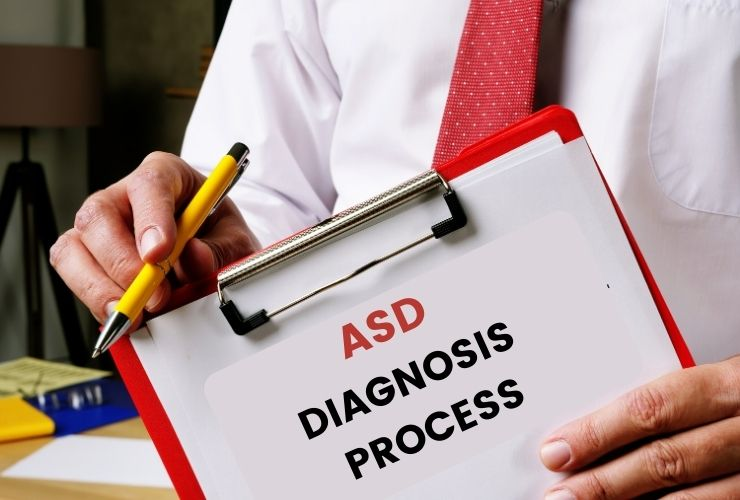 ASD Diagnosis Process